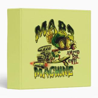 MARVIN THE MARTIAN™ Mars Machine Vinyl Binders