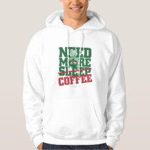 MARVIN THE MARTIAN™ - Need More Coffee Hoodie