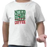 Marvin The Martian - Need More Coffee T-shirts