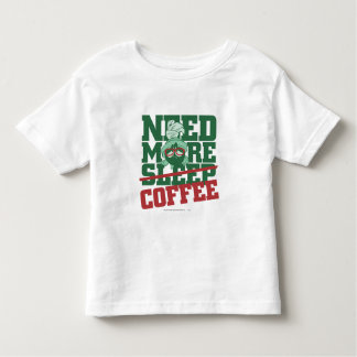 MARVIN THE MARTIAN™ - Need More Coffee Toddler T-shirt