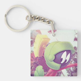 MARVIN THE MARTIAN™ On Vacation Keychain