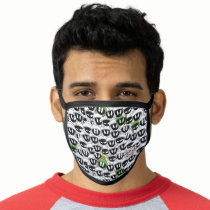 MARVIN THE MARTIAN™ Pattern Face Mask