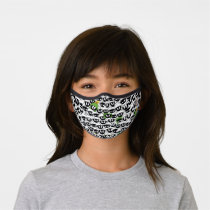 MARVIN THE MARTIAN™ Pattern Premium Face Mask