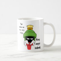MARVIN THE MARTIAN™ Pout Coffee Mug