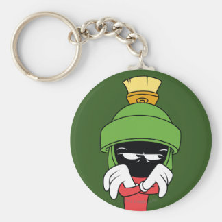 MARVIN THE MARTIAN™ Pout Keychain