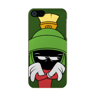 MARVIN THE MARTIAN™ Pout Metallic Phone Case For iPhone SE/5/5s