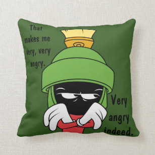 MARVIN THE MARTIAN™ Pout Throw Pillow