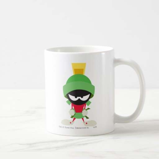 MARVIN THE MARTIAN™ Ready to Attack Coffee Mugs
