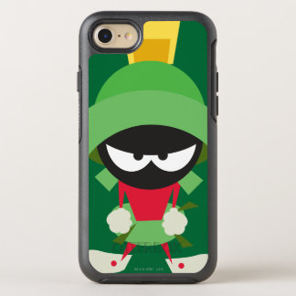 MARVIN THE MARTIAN™ Ready to Attack OtterBox Symmetry iPhone 7 Case