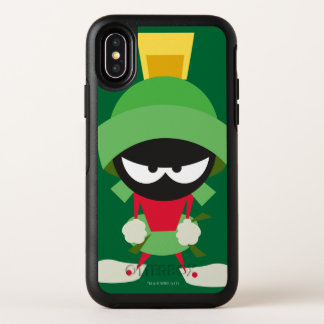 MARVIN THE MARTIAN™ Ready to Attack OtterBox Symmetry iPhone X Case