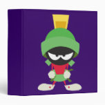 Marvin the Martian Ready to Attack Vinyl Binder