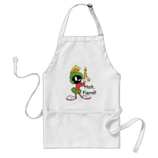 MARVIN THE MARTIAN™ Ready With Laser Adult Apron