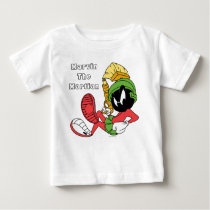 MARVIN THE MARTIAN™ Reclining With Laser Baby T-Shirt
