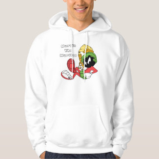 MARVIN THE MARTIAN™ Reclining With Laser Hoody