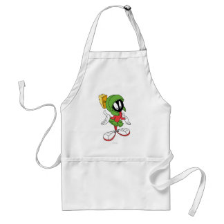 MARVIN THE MARTIAN™ Shrug Adult Apron