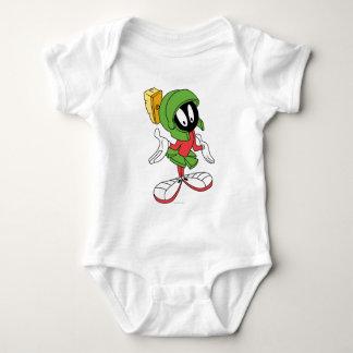 MARVIN THE MARTIAN™ Shrug Baby Bodysuit