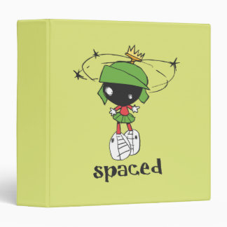 MARVIN THE MARTIAN™ Spaced Binder