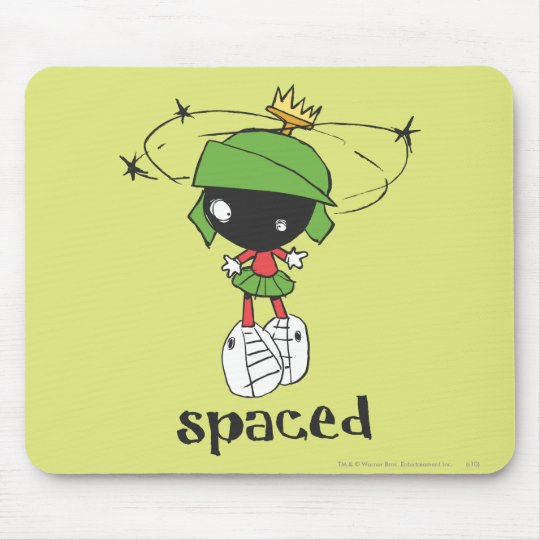 MARVIN THE MARTIAN™ Spaced Mouse Pad