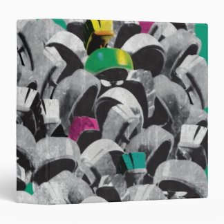 MARVIN THE MARTIAN™ Stacked 3 Ring Binder