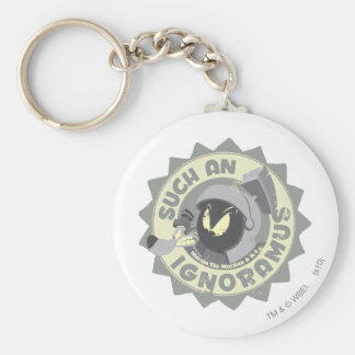 MARVIN THE MARTIAN™ Such An Ignoramus Keychain