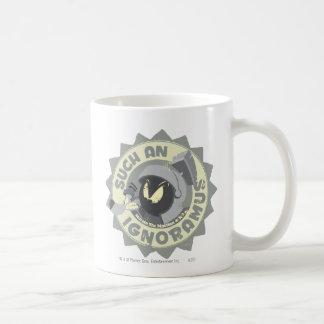MARVIN THE MARTIAN™ Such An Ignoramus Classic White Coffee Mug