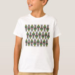 MARVIN THE MARTIAN™ Tiling Pattern T-Shirt