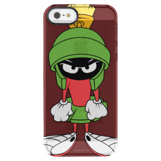 MARVIN THE MARTIAN™ Upset Clear iPhone SE/5/5s Case
