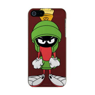 MARVIN THE MARTIAN™ Upset Metallic Phone Case For iPhone SE/5/5s