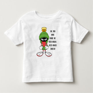 MARVIN THE MARTIAN™ Upset Toddler T-shirt