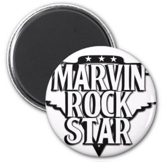 Marvin to rockstar products 2 inch round magnet