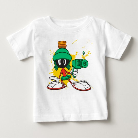 Marvin With Gun Baby T-Shirt
