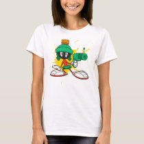 Marvin With Gun T-Shirt