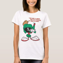 Marvin with Laser Pointed Up T-Shirt