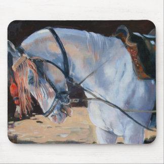Marwari Horse Rajasthan 2010 Mouse Pad