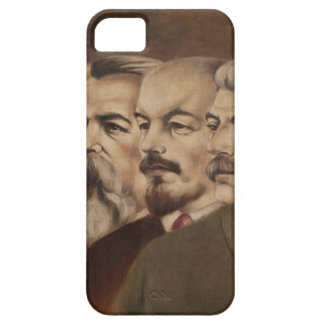 Marx, Engels, Lenin, and Stalin iPhone SE/5/5s Case