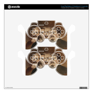 Marx, Engels, Lenin, and Stalin Skin For PS3 Controller