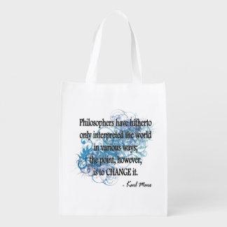 Marx Grocery Bag