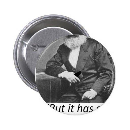 Marx Smartphone Apps Tee 2 Inch Round Button
