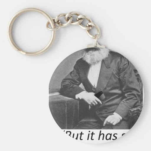 Marx Smartphone Apps Tee Keychains