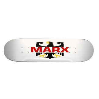 Marx Surname Skate Boards