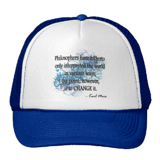 Marx Trucker Hat