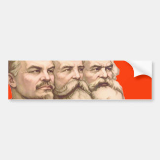 marxism bumper sticker