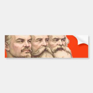 marxism bumper stickers