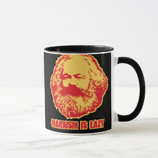 Marxism is Lazy Mug