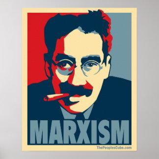 Marxism Obama Parody Poster
