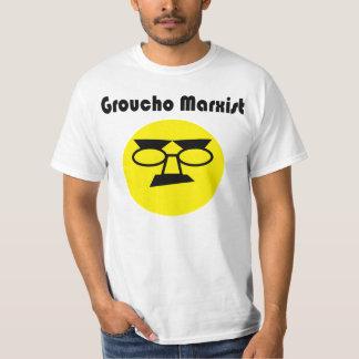 Marxista de Groucho (camisa para hombre) Playera