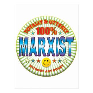 Marxista totalmente postal