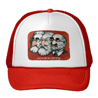 Marxists T-Shirt Trucker Hats