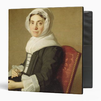 Mary Adam, 1754 (oil on canvas) 3 Ring Binders