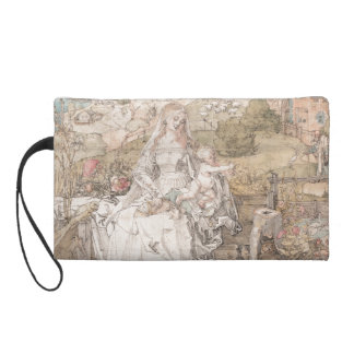 Mary Among a Multitude of Animals by Durer Wristlet